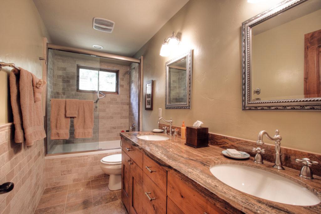Bathroom remodeling abco plumbing northern virginia for Bathroom remodel plumbing
